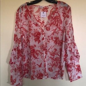 Club Monaco blouse